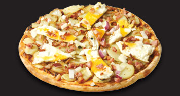 Produktbild Pizza New Germany